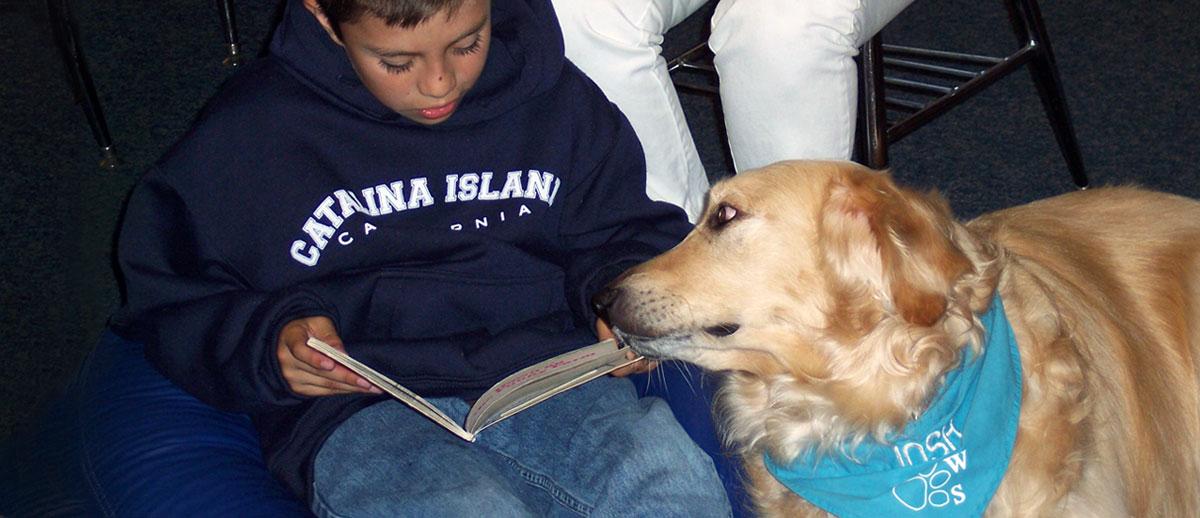 Canine Literacy Program - Orange County SPCA